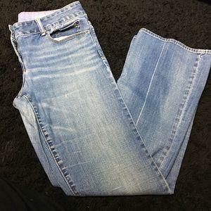 GAP The perfect boot 31/12r Blue Denim jeans